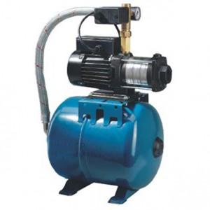 электрическая схема насосной установки